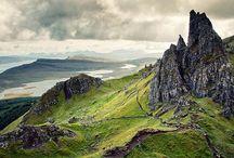 Beautiful Places / by Refinnej Tweed