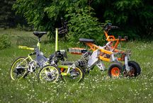 EV4 Family Photos / #electric #bike #scooter #tricycle #bicycle #quad #transportation #recreation #technology