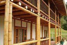Técnicas del Bambú
