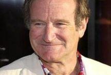 Robin Williams / by Loziram