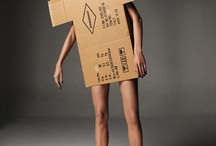 Trashion/Recycled Creations