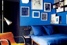 Bedroom * Dark Blue