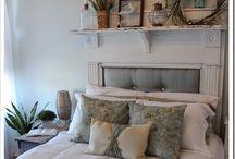 HOME - Bedroom / by Shona Hendrycks