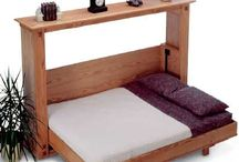 Woodworking -> Murphy Beds