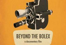 Vintage Cine Camera