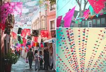 Mexicana / Inspo for mexican/cantina themed events