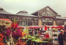 Marché de Wazemmes de Lille / Ce tableau regroupera les différentes photographies du marché de Wazemmes (@Lille).