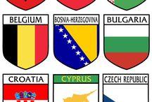 Αυτοκόλλητα Σημαίες / Αυτοκόλλητες σημαίες χωρών σε βινύλιο για αυτοκίνητα και μοτοσυκλέτες https://www.printcenter.com.gr/flag-stickers.html