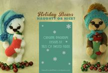 crochet&knitting christmas