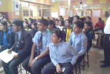 Seminar / Seminars happened across India last week at Shalom Hills International School, Gurgaon Aditya Birla Public School, Ahmedabad Lalitha college of pharmacy, Hyderabad SIWS college, Mumbai  CVSR, Hyderabad and so on...