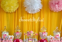 Themes: Little Miss Sunshine Party