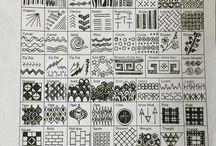 Grafické vzory