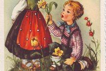 Sweet Vintage Cards / Sweet Vintage Cards