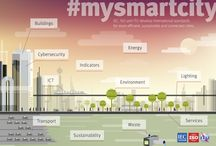 #mysmartcity / Join us in this campaign 23-27 November 2015, in the run up to COP21 in Paris. / by IEC (International Electrotechnical Commission)