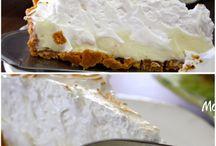 Torta de limaão
