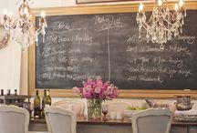 Interiors-Dining Room / by Kyra Williams