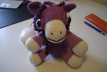 All I do with Crochet and with knit / Un mundo lleno de color dónde sacar la creatividad a flote y hacer de ella lo mejor