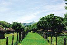 Vallée des Aldudes / Paysages de la Vallée des Aldudes et du Pays de Quint