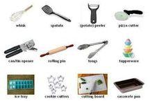 Vocabulario inglés cocina