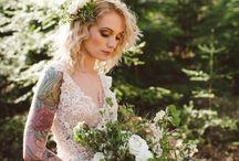 MWF | Wild Natural Beauty - Wedding Styled Shoot