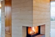 INTERIOR: FIRE PLACE