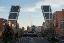 Las Torres KIO / Plaza de Castilla, s/n