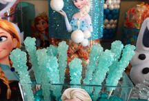 Amelia's Frozen Party / by Melissa Cheek