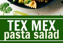 Yummo Salads, Wraps & Bowls / A variety of salads, pasta salads, potato, corn, wraps, vegi, etc to try