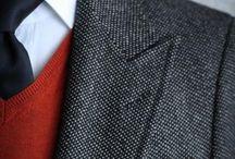 Pull et cravate / Habillement
