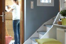Staircase/hallway ideas!