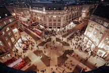 Favorite London Places & Spaces / by Stefan Karlsson