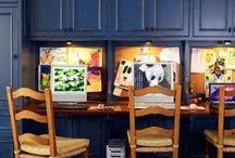 Home: Homework Station & Reading Nook