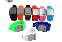 LED Watch (Candy Color+Silicone+Mirror Surface) / LED4Fun® | LED Products & LED Party Supplies Shop for awesome LED products online! LED party supplies, LED accessories, LED toys, LED ice cubes... All in LED4Fun! Let's enjoy the light! www.iLED4Fun.com