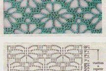 wzory i schematy szydło