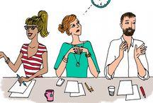 Bureau / Toutes nos inspirations pour organiser et ranger votre bureau perso et/ou pro !