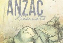 ANZAC Day Books for Children / A collection of recommended books for children to help understanding of ANZAC Day.