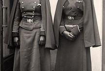 Uniformy, povolání