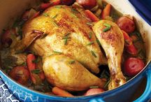 Poultry Recipes / by Amanda Mavrikis