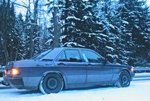 Mercedes-Benz / W201 W124