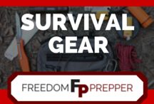 Survival Gear / Survival gear and cool do it yourself gear projects