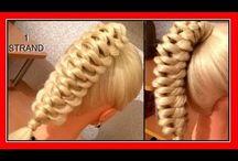 Braid hair