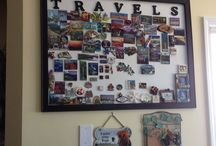 Travel Decorations