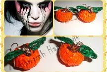 Mini colectie Halloween(2013) by Hammah Handmade