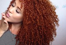 CURLY / inspiration for my curly hair