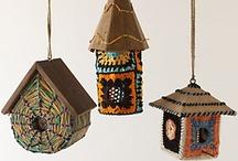 Crochet - Birds