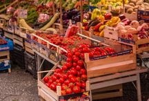 Capo Market, Palermo, Sicily / This is what you can Buy