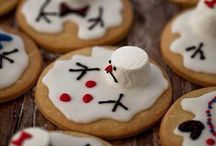 Melted snowmen!!