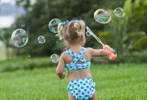 Summertime Fun! / Summer fun ideas + activities for little ones!  / by Ella's Kitchen