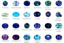 Les gemmes bleus