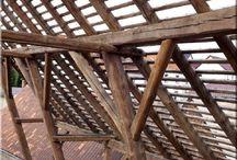 fagerendás tetőszerkezet